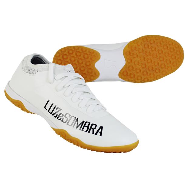 ALA CORTA 2 TF ホワイト 【LUZ e SOMBRA|ルースイソンブラ】フットサルシューズf1913910-wht