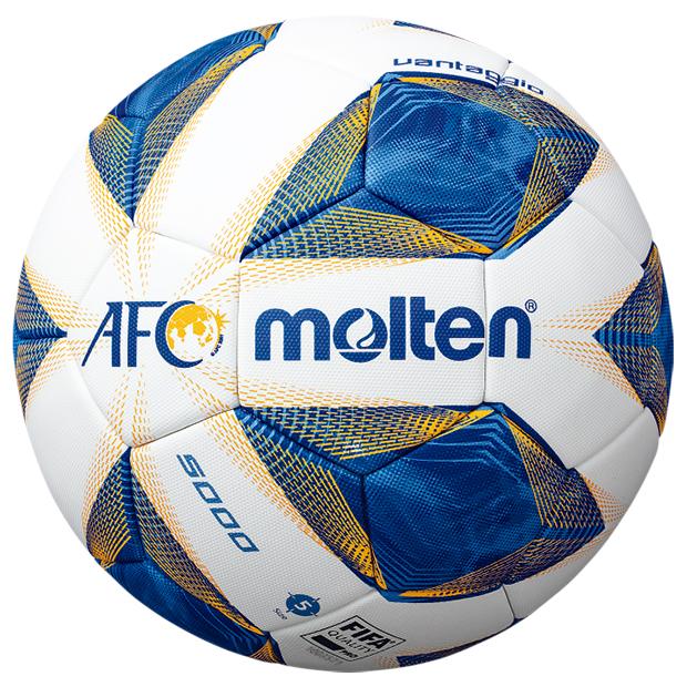 ヴァンタッジオ 5000 AFC 【molten|モルテン】サッカーボール5号球f5a5000-a