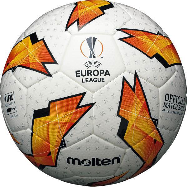 【エントリーでポイント9倍 4/12 20:00 - 4/16 1:59】UEFAヨーロッパリーグ 18-19 グループステージ 公式試合球 【molten|モルテン】サッカーボール5号球f5u5003-g18