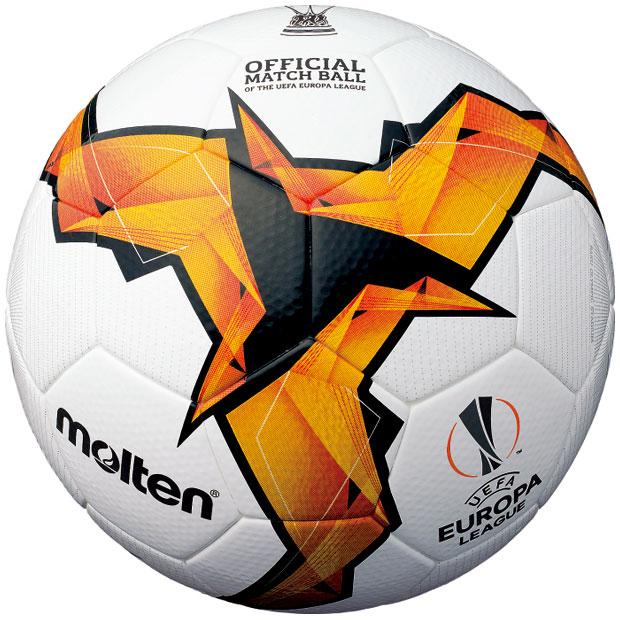 UEFAヨーロッパリーグ 18-19 ノックアウトステージ 公式試合球 【molten|モルテン】サッカーボール5号球f5u5003-k19