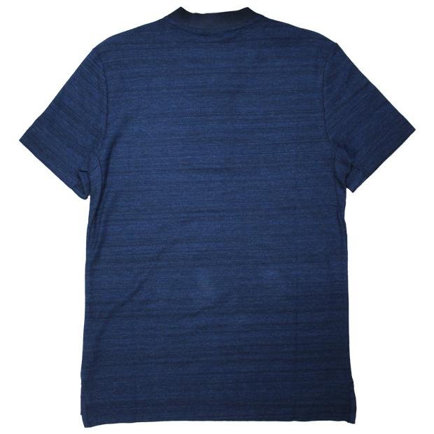 【NIKE|ナイキ】 GSP FRAN PQ AUT 半袖ポロシャツ ブラジル代表 アーモリーネイビー ナショナルチームウェアー942987-456