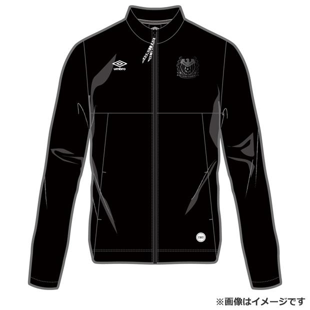 ガンバ大阪 2019 アンセムジャケット 【UMBRO|アンブロ】クラブチームウェアーuaunjc41ug-blk