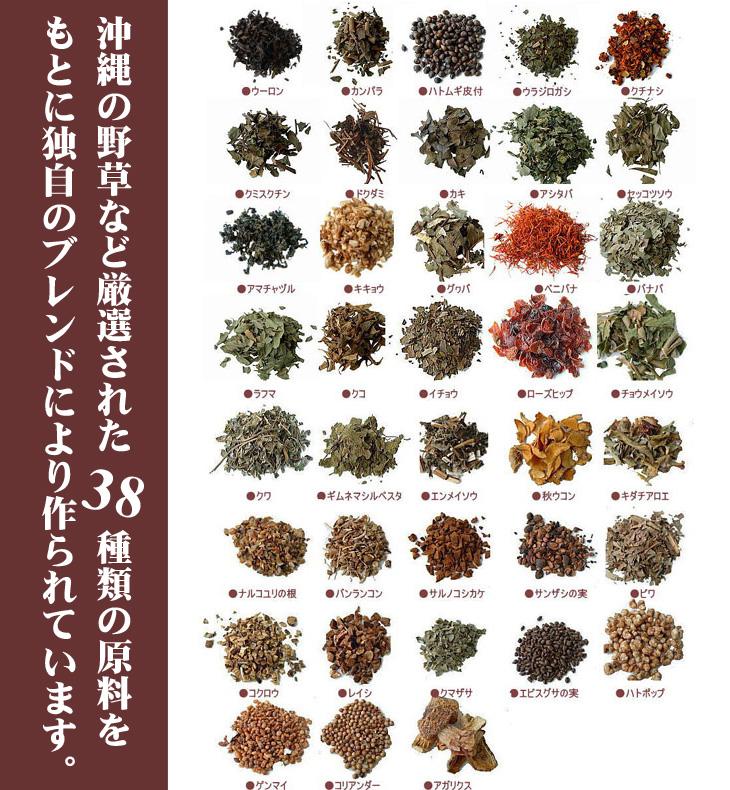 Fukuju came A (wipe jurai) 150 g │ Okinawa health tea, chosei herbal |