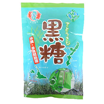 やさしい甘さの黒糖 限定タイムセール 沖縄 多良間島産 さとうきび黒糖 ファクトリーアウトレット 90g