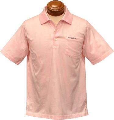 【セール】ブラックアンドホワイト 半袖ポロシャツ メンズ 9715GS/JC ドライゴルフウェア【L】