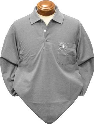 【セール】 ブラックアンドホワイト メンズ ポロシャツ 9016GS/YA ドライUVケア 【LL】