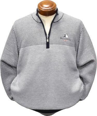 【送料無料】ブラックアンドホワイト セーター メンズ B2518GFKL【M・L・LL】