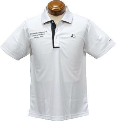 ブラックアンドホワイト 半袖ポロシャツ メンズ BGS9709XC 【M/L/LL】