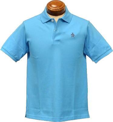マンシングウェアー 半袖ポロシャツ メンズ 形態安定加工 XSG1600A 【M/L/3L】