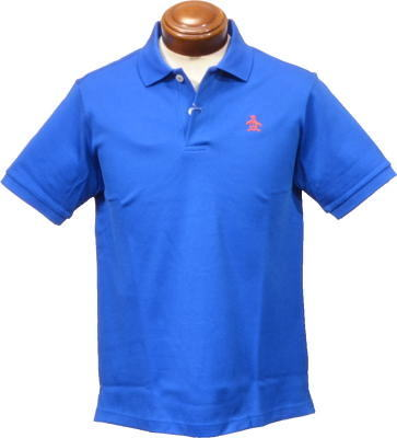マンシングウェア 半袖ポロシャツ メンズ 形態安定加工 XSG1600A 【M/LL/3L】