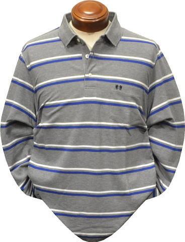 セール マックレガー メンズ 長袖ポロシャツ 111619602