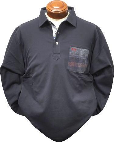 セール マックレガー メンズ 長袖ポロシャツ 111619611 L/LL