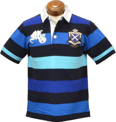 【セール】 マグレガー 半袖ラガーシャツ メンズ 111629101 【L】