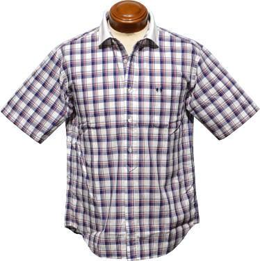マクレガー 半袖シャツ メンズ 111160101 M/L/LL
