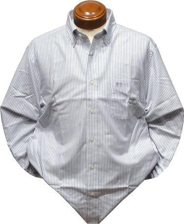 マクレガー ボタンダウン長袖シャツ 紳士 111179001 M/L/LL
