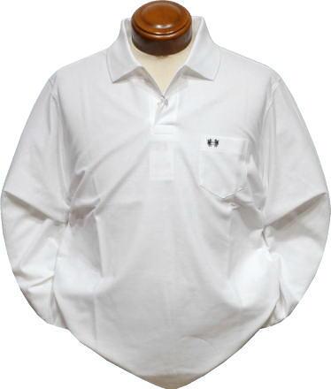 マクレガー 長袖ポロシャツ メンズ 111619001 M/L/LL