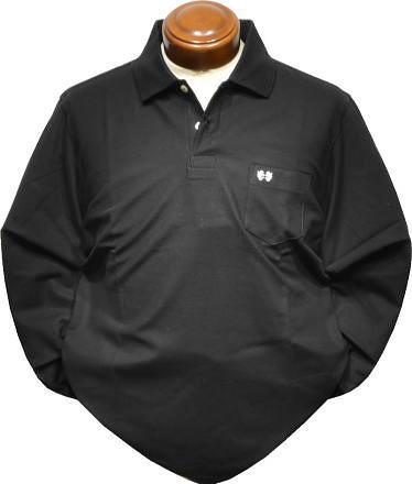 マグレガー 長袖ポロシャツ メンズ 111619001 M/L/LL