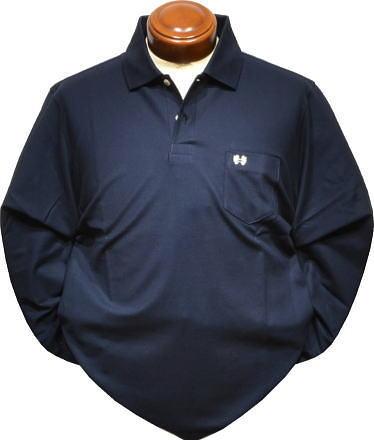 マックレガー 長袖ポロシャツ メンズ 111619001 L/LL