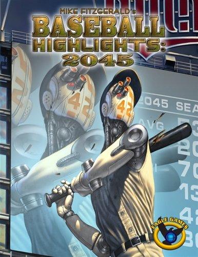 Baseball Highlights 2045 (Super Deluxe Edition) 【並行輸入品】【新品】ボードゲーム アナログゲーム テーブルゲーム ボドゲ