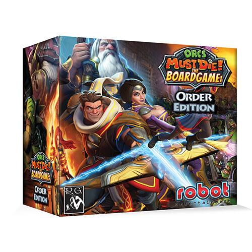 【即出荷】 Orcs Must Die Must! Order Edition【並行輸入品】 Orcs Edition【新品】ボードゲーム アナログゲーム テーブルゲーム ボドゲ, 中古パソコン パソコレ:245ce238 --- clftranspo.dominiotemporario.com