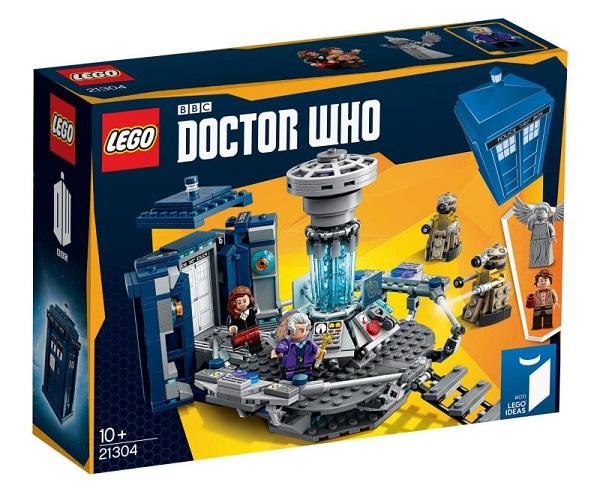 レゴ アイデア ドクター・フー 21304【新品】 LEGO 知育玩具