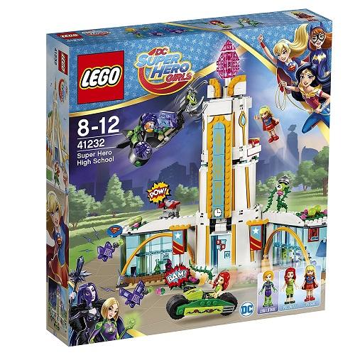 2020人気特価 レゴ スーパーヒーローガールズ スーパーヒーロー 知育玩具 ハイスクール スーパーヒーローガールズ 41232 スーパーヒーロー【新品】 LEGO Super Hero Girls 知育玩具, メンズショップオオシマ:bfd960bd --- promotime.lt