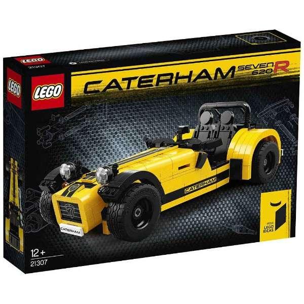 レゴ アイデア ケータハム セブン 620R 21307【新品】 LEGO 知育玩具