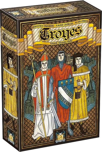 Troyes【並行輸入品】【新品】ボードゲーム アナログゲーム テーブルゲーム ボドゲ