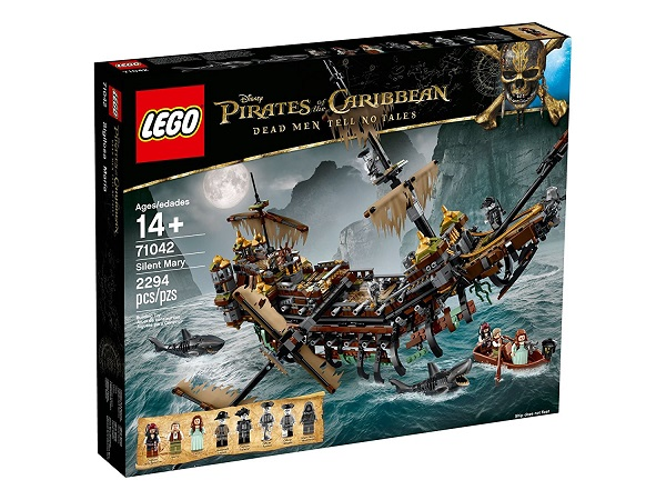 レゴ パイレーツオブカリビアン サイレント・メアリー号 71042【新品】 LEGO 知育玩具