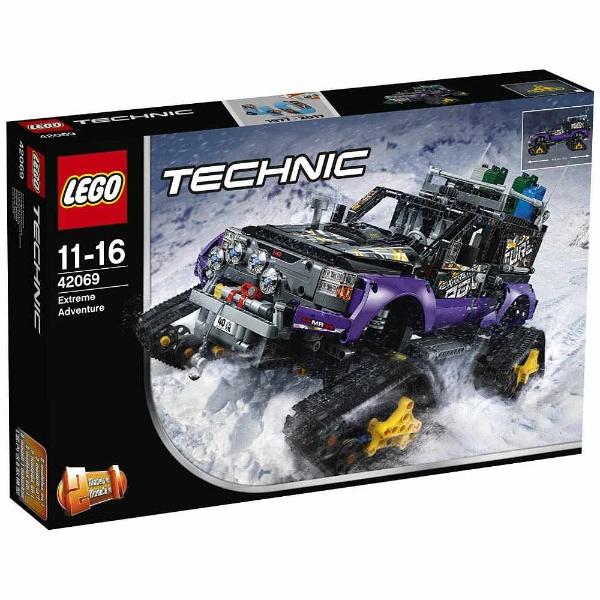 レゴ テクニック エクストリームアドベンチャービークル 42069【新品】 LEGO 知育玩具