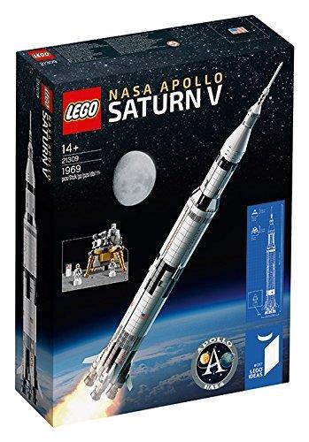 レゴ アイデア レゴ(R) NASA アポロ計画 サターンV 21309【新品】 LEGO 知育玩具
