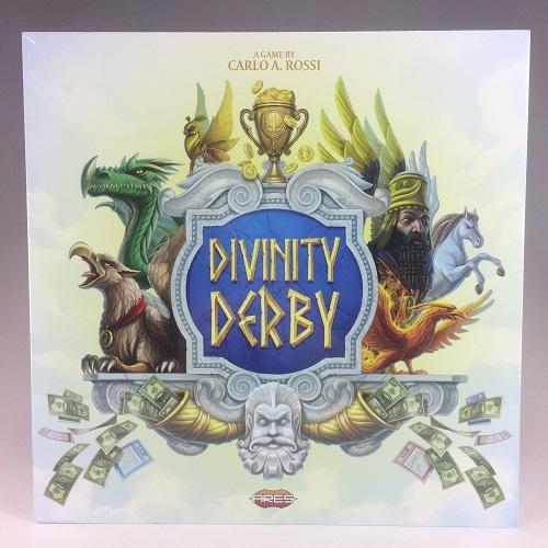 最も  Divinity Derby【並行輸入品】【新品】ボードゲーム Divinity アナログゲーム テーブルゲーム ボドゲ, 石垣市特産品販売センター:2b4c8860 --- canoncity.azurewebsites.net