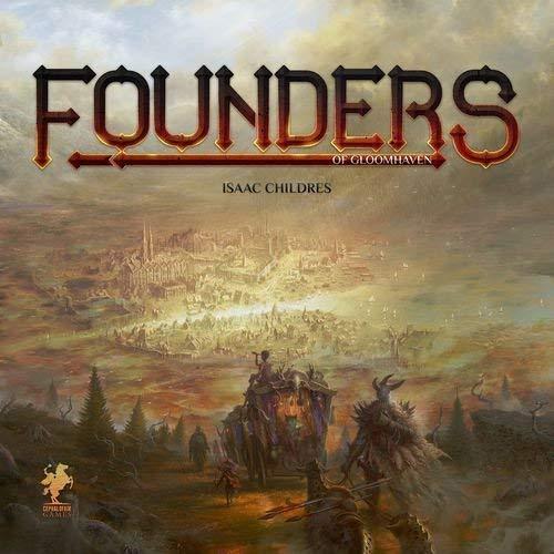 Founders of Gloomhaven【並行輸入品】【新品】ボードゲーム アナログゲーム テーブルゲーム ボドゲ