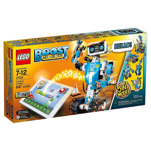 レゴ BOOST ブースト クリエイティブ ツールボックス Creative Toolbox 17101【新品】 LEGO 知育玩具