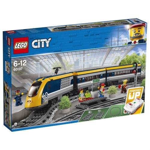 レゴ シティ ハイスピード・トレイン 60197【新品】 LEGO 知育玩具
