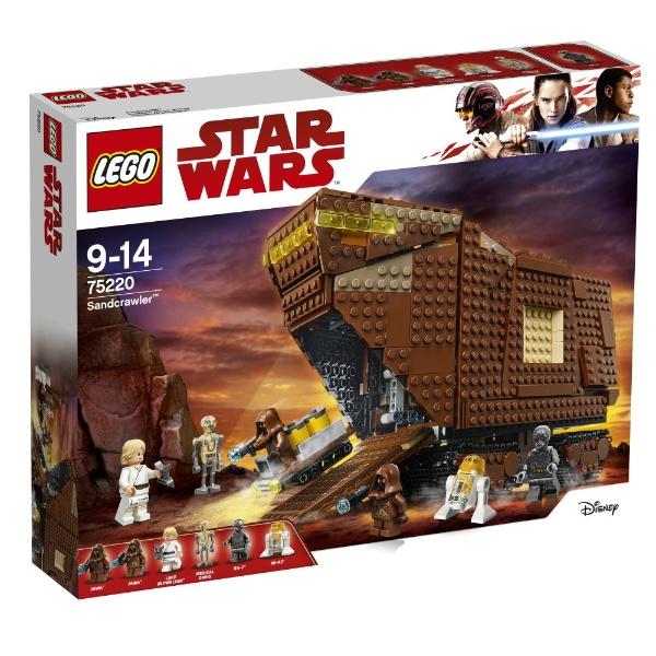 レゴ スター・ウォーズ サンドクローラー 75220【新品】 LEGO スターウォーズ 知育玩具