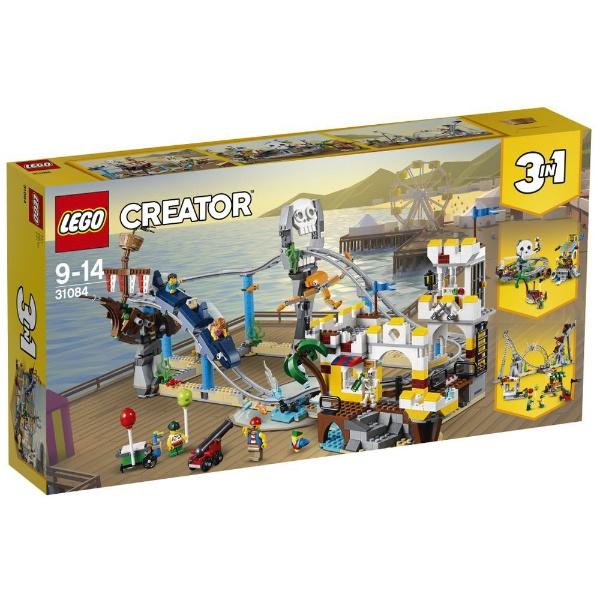 レゴ クリエイター ローラーコースター 31084【新品】 LEGO 知育玩具