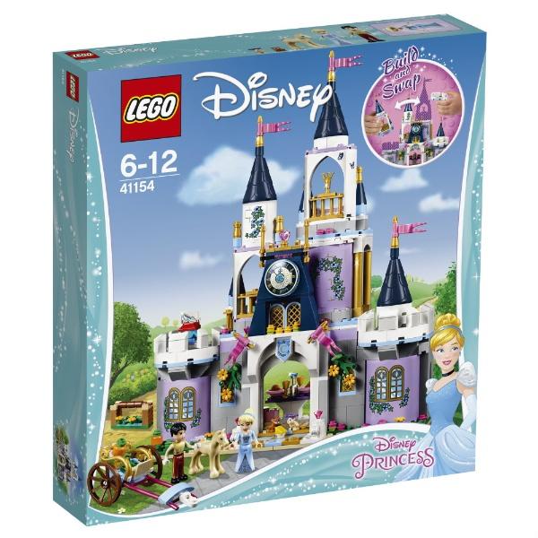 レゴ ディズニープリンセス シンデレラのお城 41154【新品】 LEGO Disney 姫 知育玩具