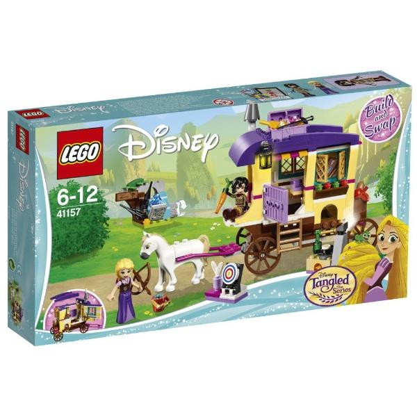 レゴ ディズニープリンセス ラプンツェルの馬車 41157【新品】 LEGO Disney 姫 知育玩具