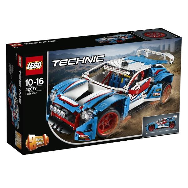 レゴ テクニック ラリーカー 42077【新品】 LEGO 知育玩具
