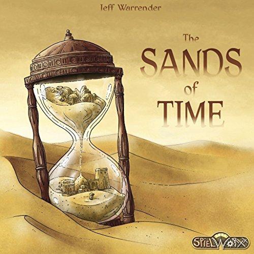 サンド・オブ・タイム(The Sands of Time)【テンデイズゲームズ】【新品】 ボードゲーム アナログゲーム テーブルゲーム ボドゲ