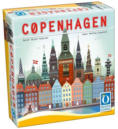 コペンハーゲン【メビウスゲームズ】【新品】 ボードゲーム アナログゲーム テーブルゲーム ボドゲ