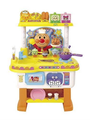 いっしょにトントン アンパンパマンのお料理ショー【新品】 知育玩具 おもちゃ