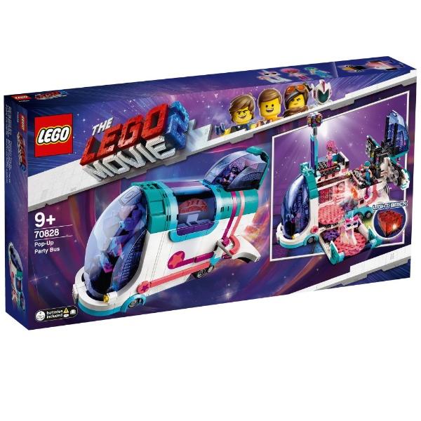 レゴ ムービー ポップアップパーティーバス 70828【新品】 LEGO MOVIE 知育玩具