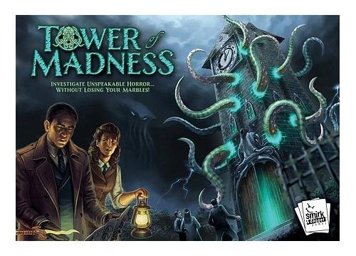 タワー・オブ・マッドネス【新品】 ボードゲーム アナログゲーム テーブルゲーム ボドゲ