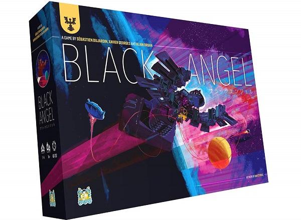 ブラックエンジェル 日本語版【新品】 ボードゲーム アナログゲーム テーブルゲーム ボドゲ