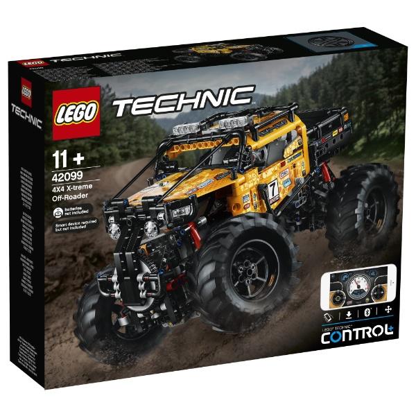 レゴ テクニック 4x4 究極のオフローダー 42099【新品】 LEGO 知育玩具