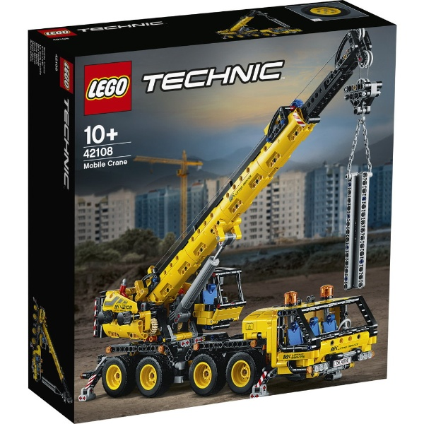 レゴ テクニック 移動式クレーン車 42108【新品】 LEGO 知育玩具