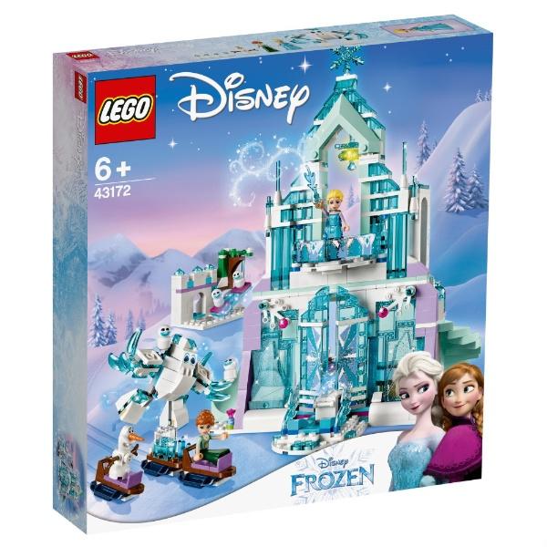 レゴ ディズニープリンセス アナと雪の女王 アイスキャッスル・ファンタジー 43172【新品】 LEGO Disney 姫 知育玩具