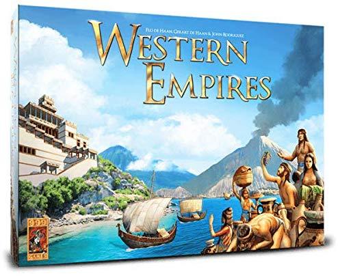文明の曙:西方帝国 【Western Empires】【新品】 ボードゲーム アナログゲーム テーブルゲーム ボドゲ